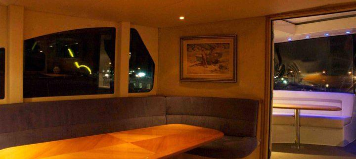 Luxury Boat Hire