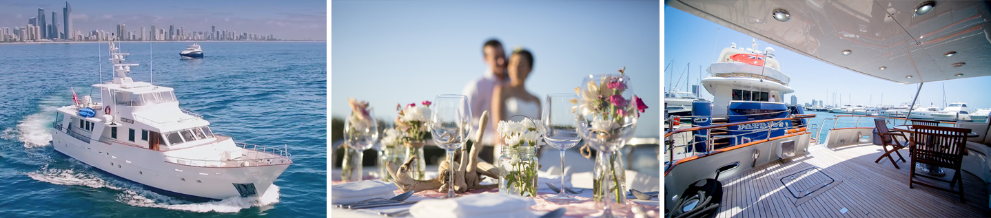 Wedding Cruises - Gold Coast