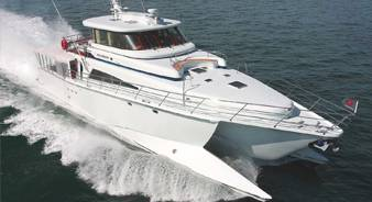 Luxury Boat Hire Gold Coast